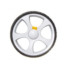 New Powakaddy Rear Sports Wheel White